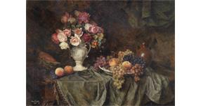 Австрийский живописец Антон Врабец