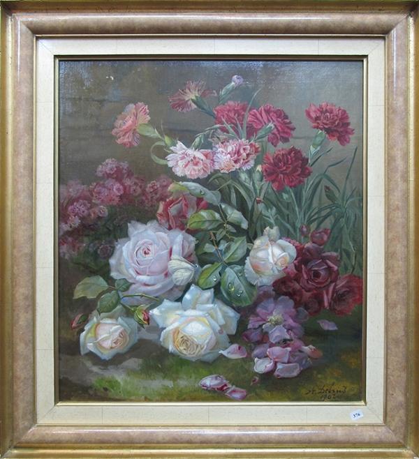 """""""Розы и гвоздики"""""""