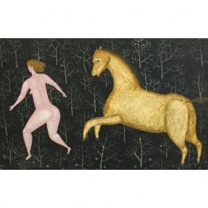 «Женщина с лошадью»
