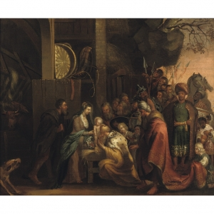 """Adoration of the Magi"""