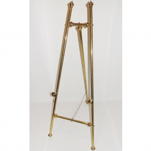 English Brass Easel