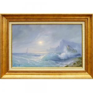 «Полный столовый антикварный серебряный набор на 12 персон» из 136 предметов, 14 видов.