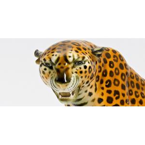 """""""Сидящий леопард"""""""